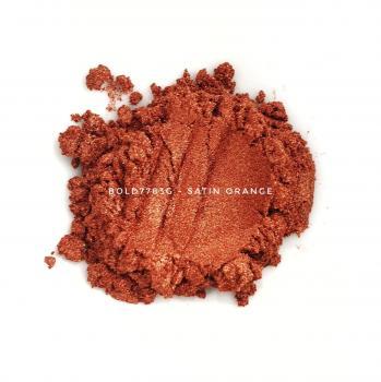 Bold 7783G - Оранжевый, 10-45 мкм (Super Satin Orange)