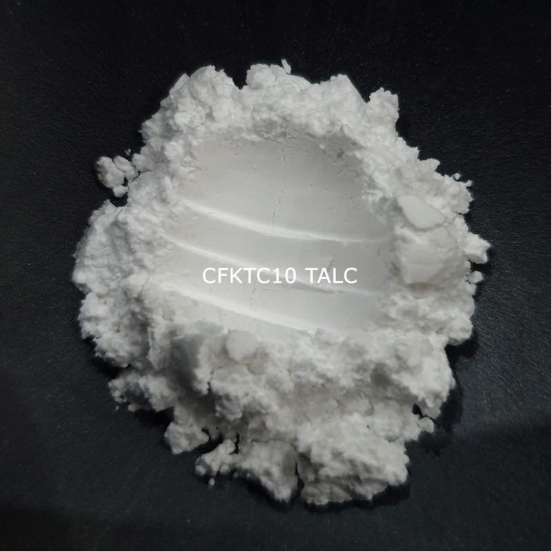 Косметический наполнитель CFKTC10 Talc (Тальк), 5-8 мкм