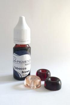 Tobacco brown resin dye - 15 мл