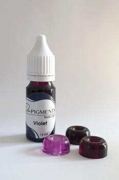 Violet resin dye - 15 мл