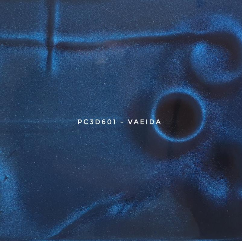 Косметический пигмент PC3D6010 Violet Blue (Фиолетово синий), 10-60 мкм