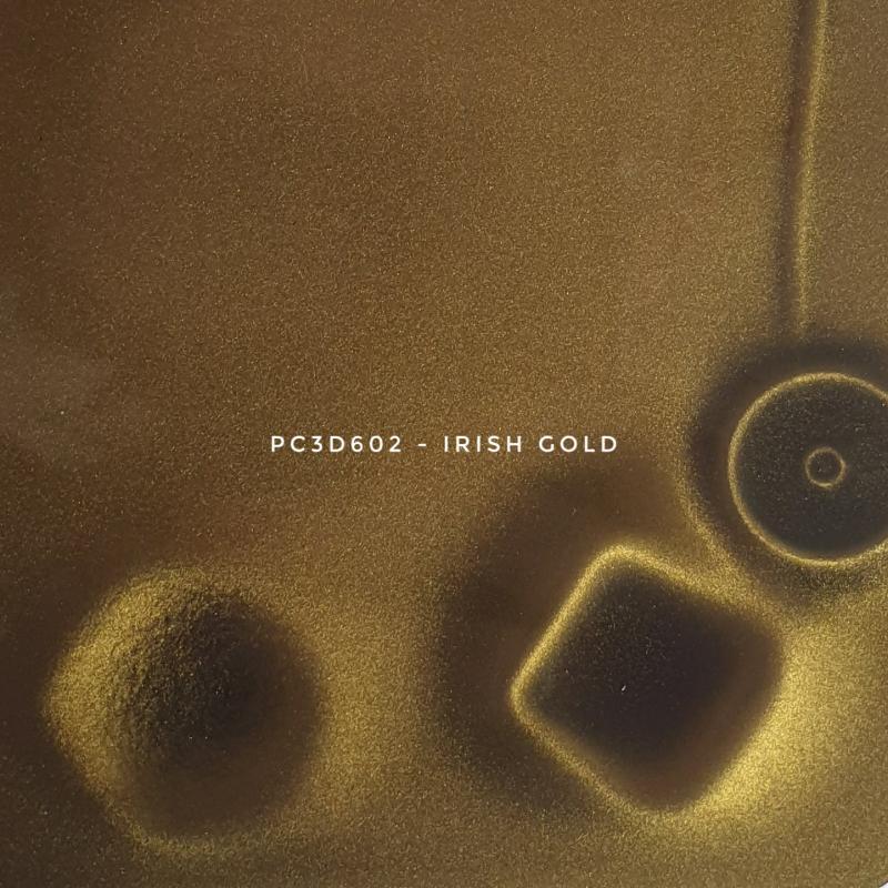 Косметический пигмент PC3D6020 Olive Gold (Оливково желтый), 10-60 мкм