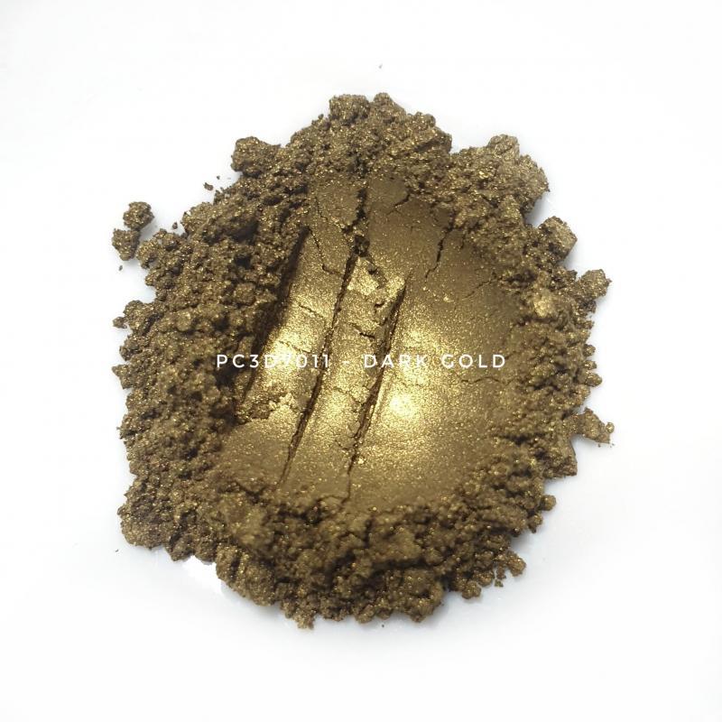 Косметический пигмент PC3D7011 Red Gold (Красное золото), 10-60 мкм