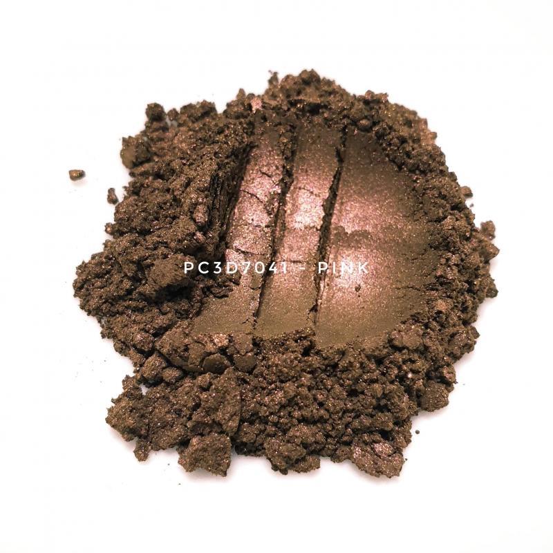 Косметический пигмент PC3D7041 Violet Brown (Фиолетово коричневый), 10-60 мкм