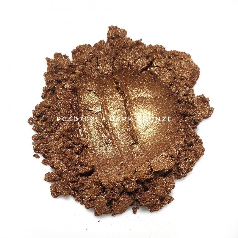 Косметический пигмент PC3D7061 Red Bronze (Красная бронза), 10-60 мкм