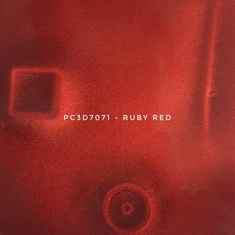 Косметический пигмент PC3D7071 Red (Красный), 10-60 мкм