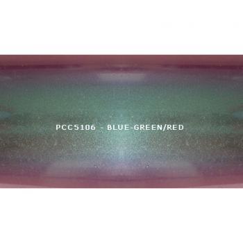 PCC5106 - Сине-зеленый/синий/фиолетовый/красный, 10-60 мкм (Blue-green/blue/violet/red)