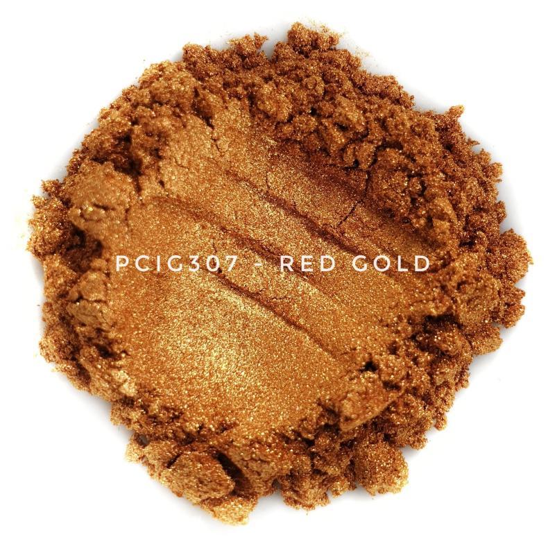 Косметический пигмент PCIG307 Abstruse Gold (Непонятное золото), 10-60 мкм