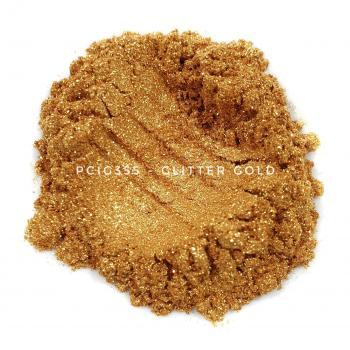 PCIG355 - Блестки золотые, 20-120 мкм (Glitter Gold)