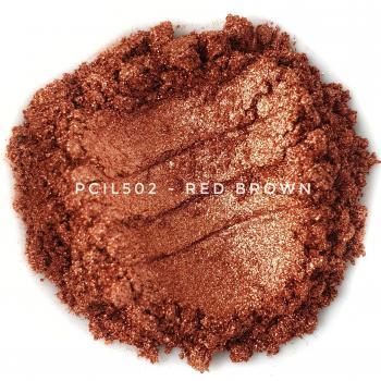 PCIL502 - Красно-коричневый, 10-60 мкм (Red Brown)