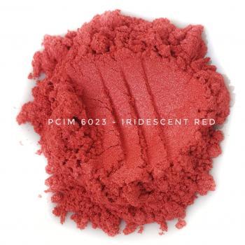 PCIM6023 - Радужный красный, 10-60 мкм (Iridescent Red)