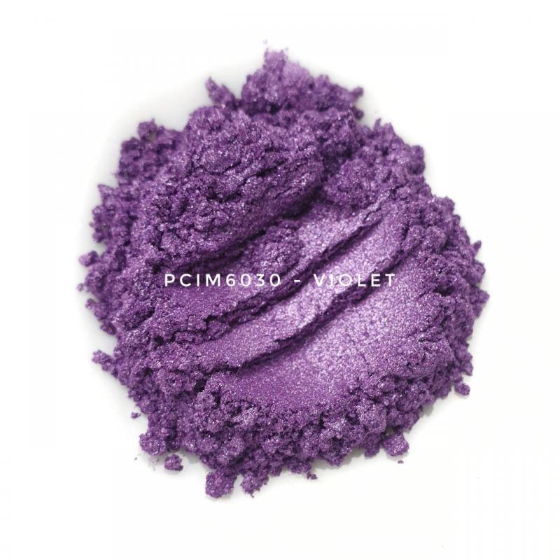 Косметический пигмент PCIM6030 Violet (Фиолетовый), 10-60 мкм