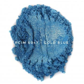 PCIM6047 - Золотисто-синий, 10-60 мкм (Gold Blue)