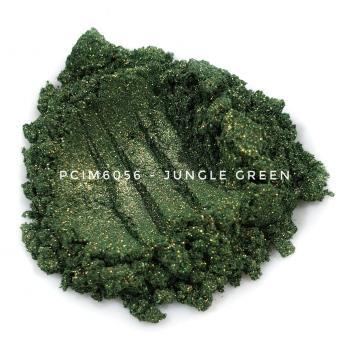 PCIM6056 - Зеленые джунгли, 10-60 мкм (Jungle Green)