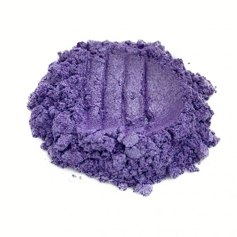 Косметический пигмент PCIM6311 Luster Violet (Блестящий фиолетовый), 10-60 мкм