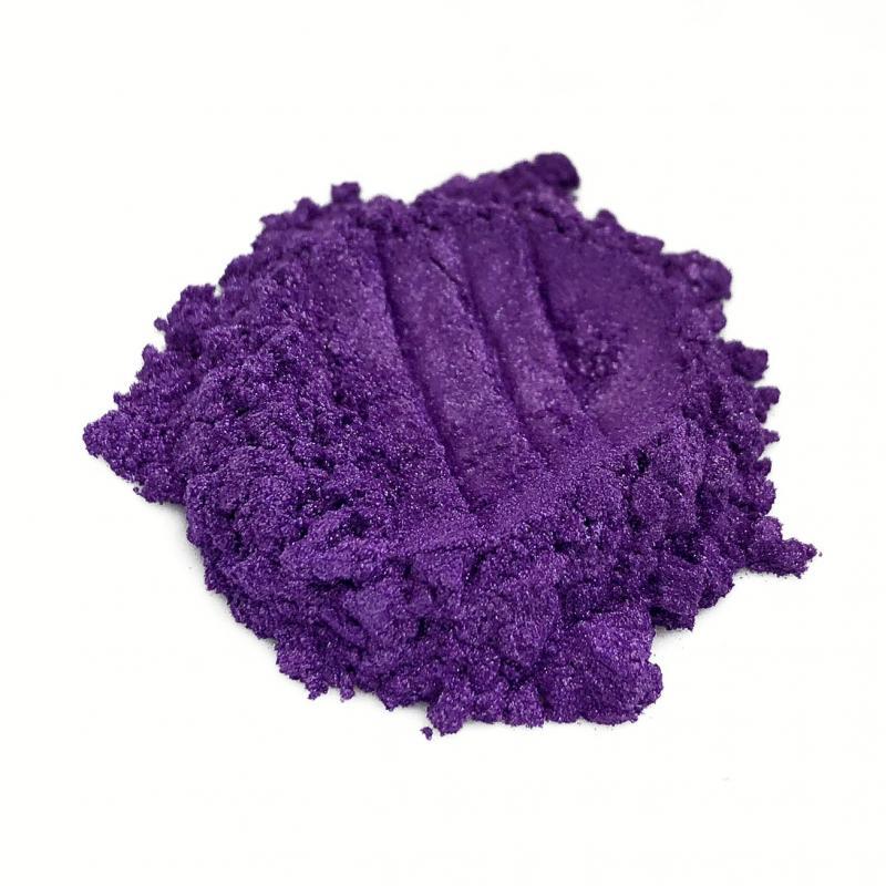 Косметический пигмент PCIM66V1 Magic Purple (Волшебный пурпурный), 10-60 мкм