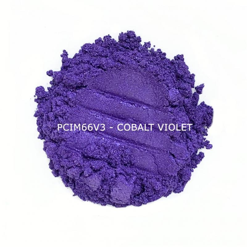 Косметический пигмент PCIM66V3 Cobalt Violet (Кобальтово-фиолетовый), 10-60 мкм