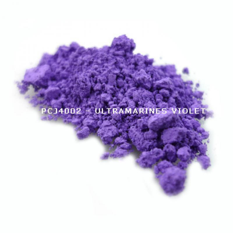 Косметический пигмент PCJ4002 Ultramarines Violet (Фиолетовый ультрамарин), 0-1 мкм