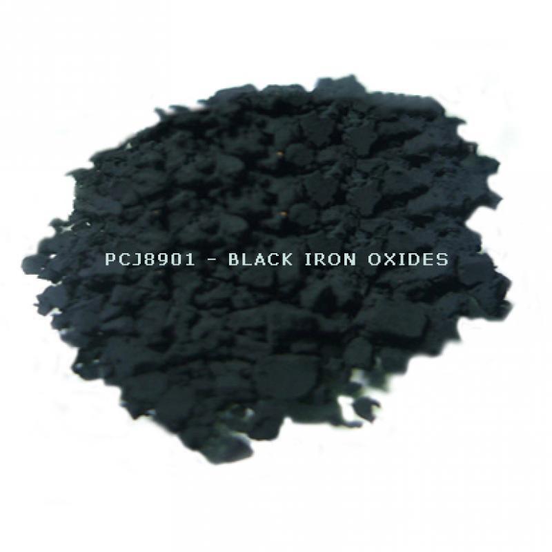 Косметический пигмент PCJ8901 Iron Oxides Black (CI 77499) (Железооксидный черный), 0-0,1 мкм