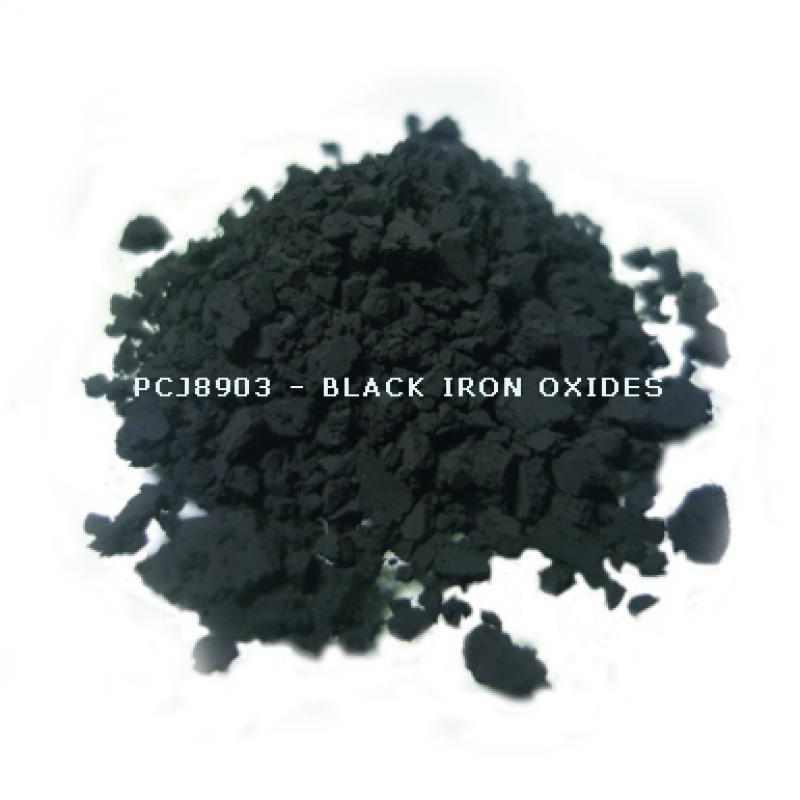 Косметический пигмент PCJ8903 Iron Oxides Black (CI 77499) (Железооксидный черный), 0-0,1 мкм