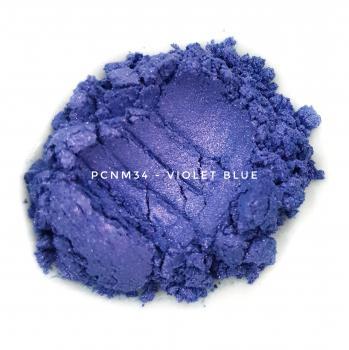 PCNM34 - Фиолетово-синий, 10-60 мкм (Violet Blue)