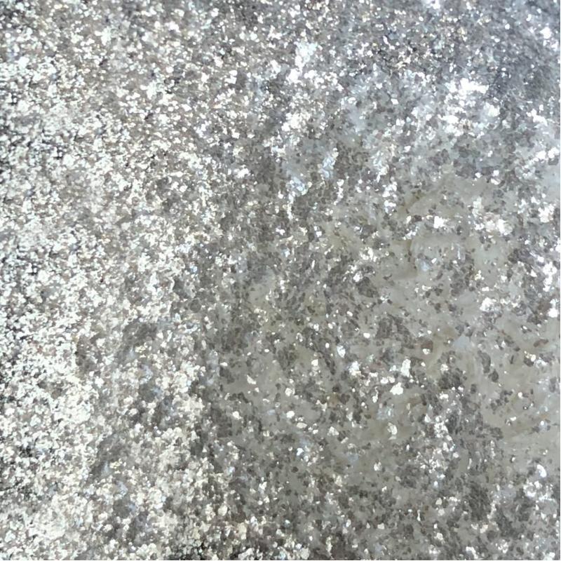 Косметический пигмент PCSS108 Ultra Sparkle White (Сверх-искристый белый), 50-350 мкм