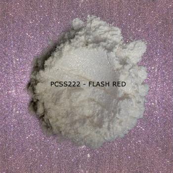 PCSS222 - Вспыхивающий красный, 20-100 мкм (Flash Red)