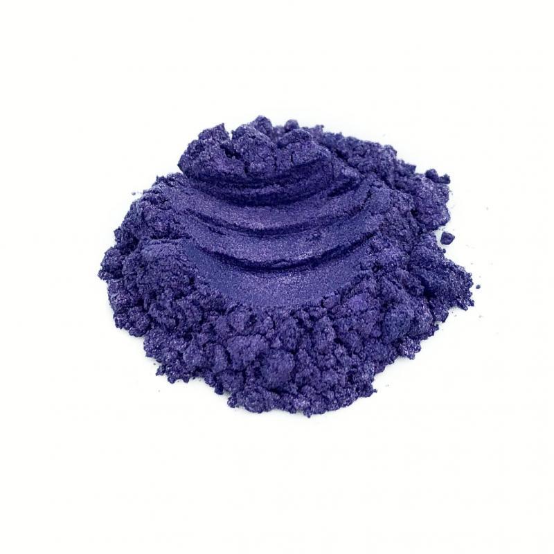 Косметический пигмент PCTT7615 Blue Mauve (Сине-розовый), 10-60 мкм