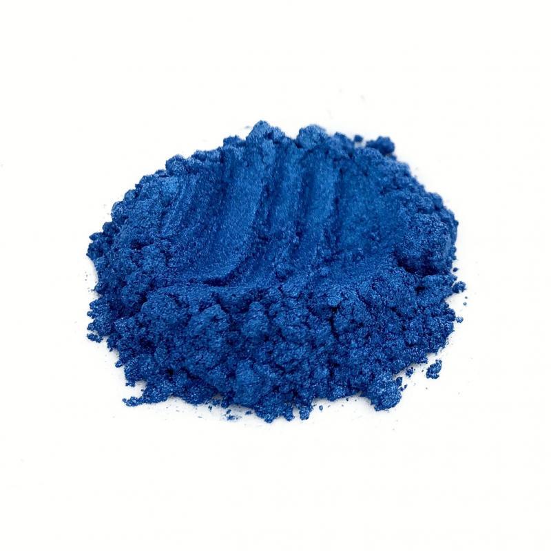 Косметический пигмент PCTT7625 Pure Blue (Чисто-синий), 10-60 мкм