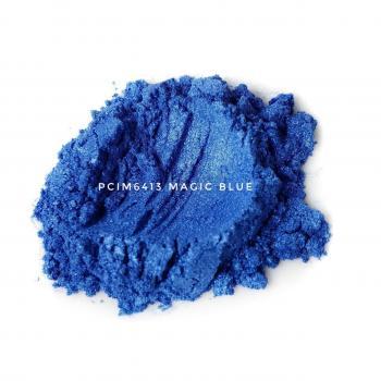 PCIM6413 - Волшебный голубой, 10-60 мкм (Magic Blue)