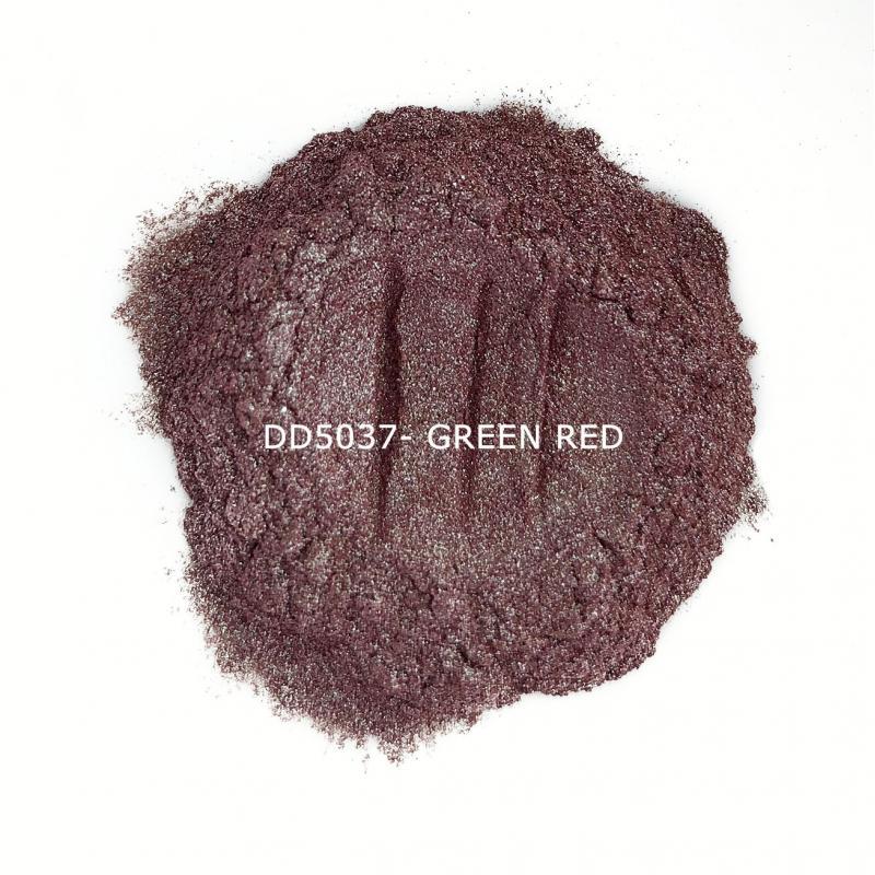 Индустриальный пигмент DD5037 Green Red (Зеленый/красный), 10-60 мкм