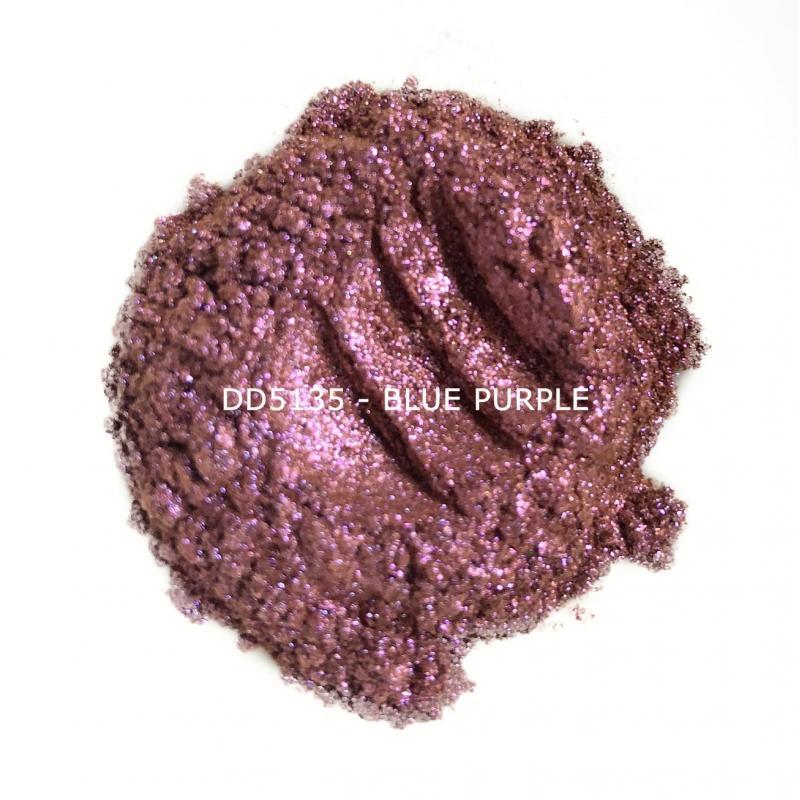 Индустриальный пигмент DD5135 Blue Purple (Синий/пурпурный), 50-100 мкм