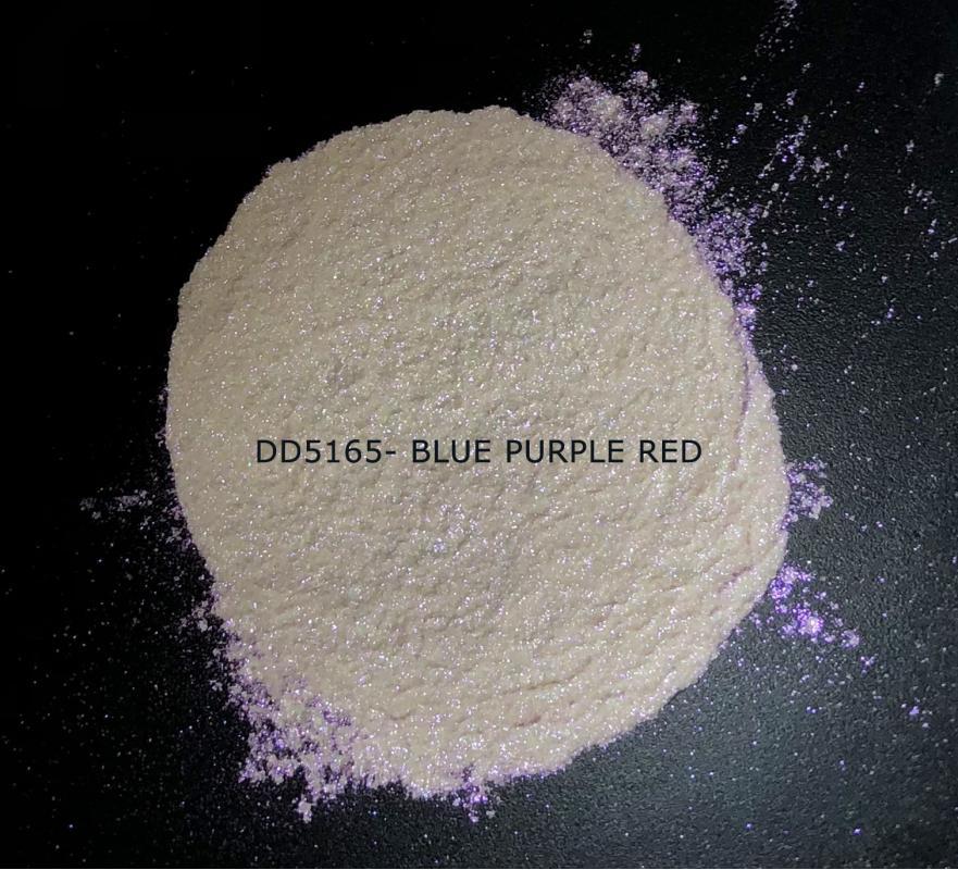 Индустриальный пигмент DD5165 Blue Purple Red (Синий/пурпурный/красный), 50-100 мкм