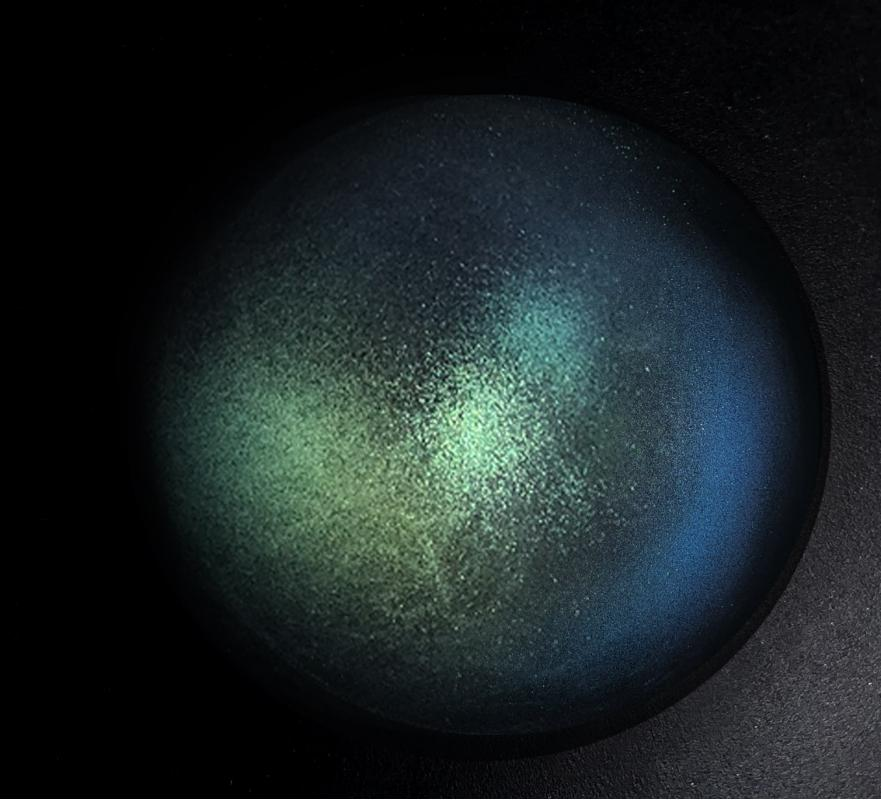 Индустриальный пигмент DD5188 Yellow Green Blue (Желтый/зеленый/синий), 20-100 мкм