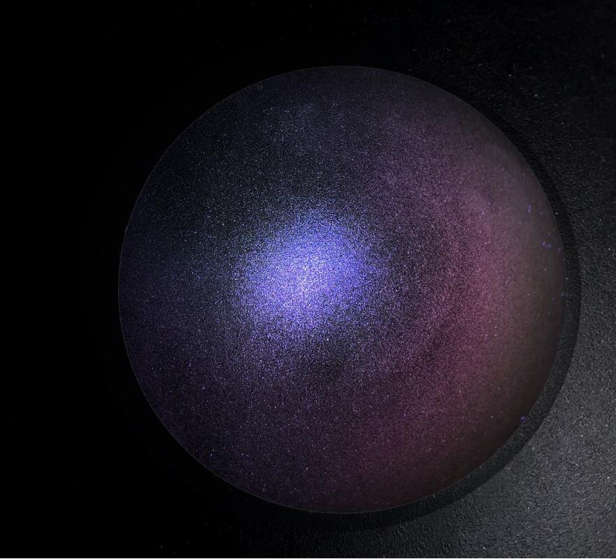 Индустриальный пигмент DD5287 Blue Purple (Синий/пурпурный), 80-200 мкм