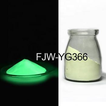 FJW-YG366  - Желто-зеленый люминофор, 30-50 мкм (Yellow Green)