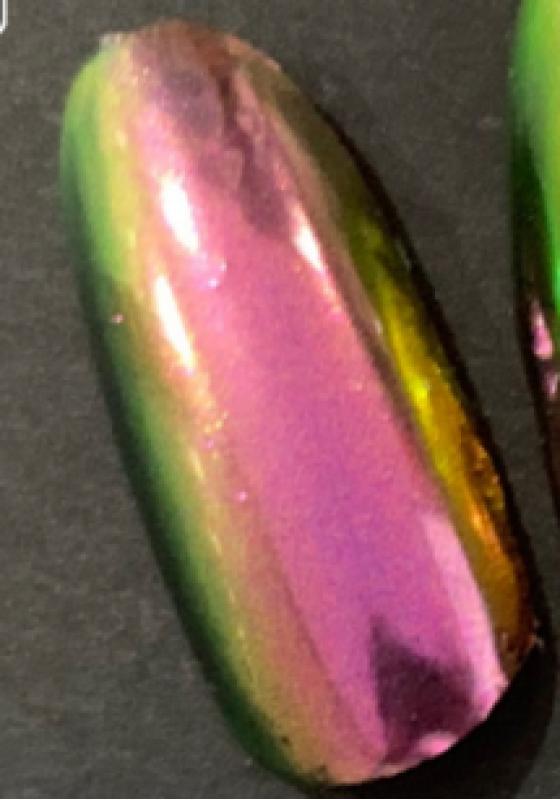 PCCSA01S - Красно-золотисто-зеленый, 10-70 мкм