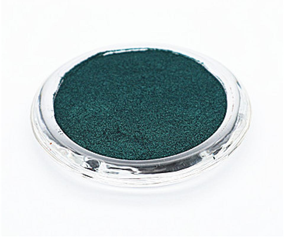 Косметический пигмент PCM7215 Metal emerald (Металлический изумрудный), 30-60 мкм