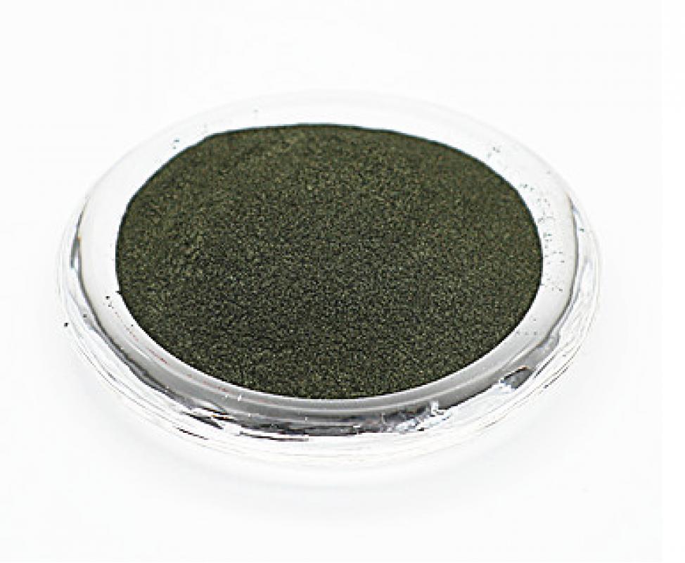 Косметический пигмент PCM7415 Metal Olive (Металлический оливковый), 30-60 мкм