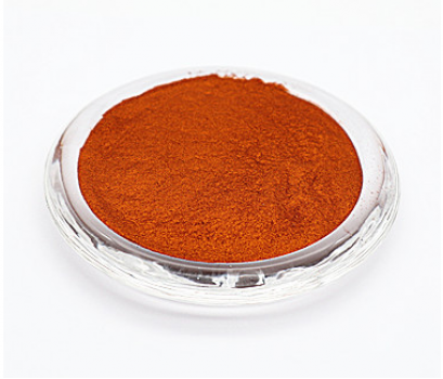 Алюминиевый цветной пигмент PCM7715 - Металлический красный, 30-60 мкм (Metal red)