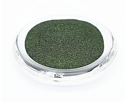 Алюминиевый цветной пигмент PCM8215 - Металлический мерцающий оливковый, 50-80 мкм (Metal Shimmer Olive)