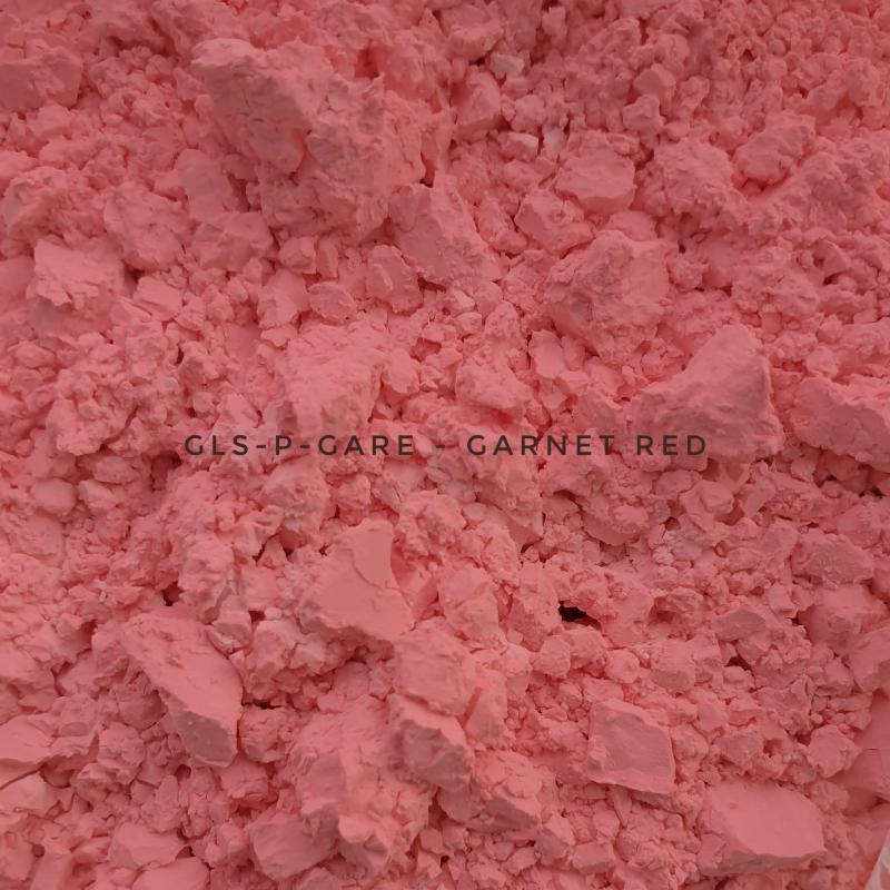 Универсальный пигмент GLS-P-GARE Garnet Red (Светло-красный), 3-10 мкм