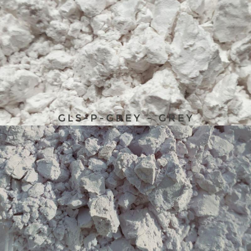 Универсальный пигмент GLS-P-GREY Grey (Серый), 3-10 мкм