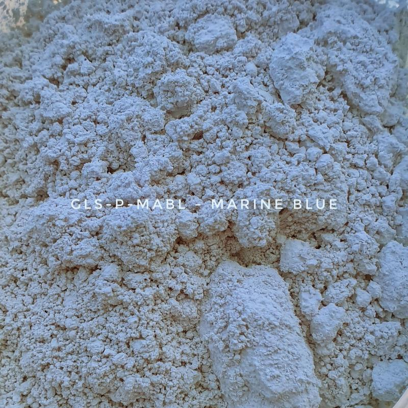 Универсальный пигмент GLS-P-MABL Marine Blue (Серо-голубой), 3-10 мкм