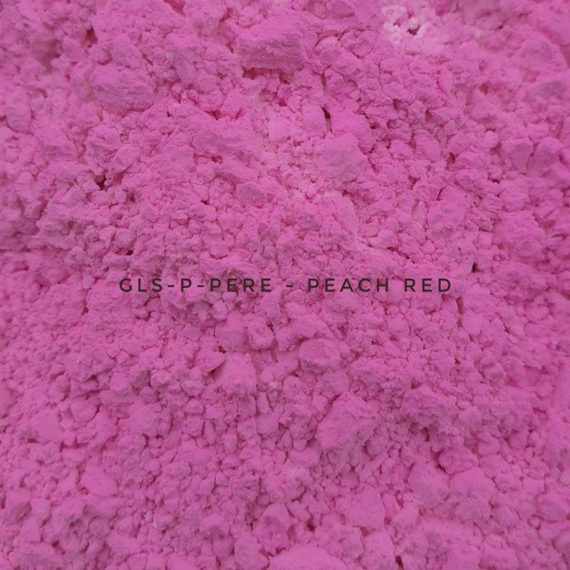 Универсальный пигмент GLS-P-PERE Peach Red (Розовый), 3-10 мкм
