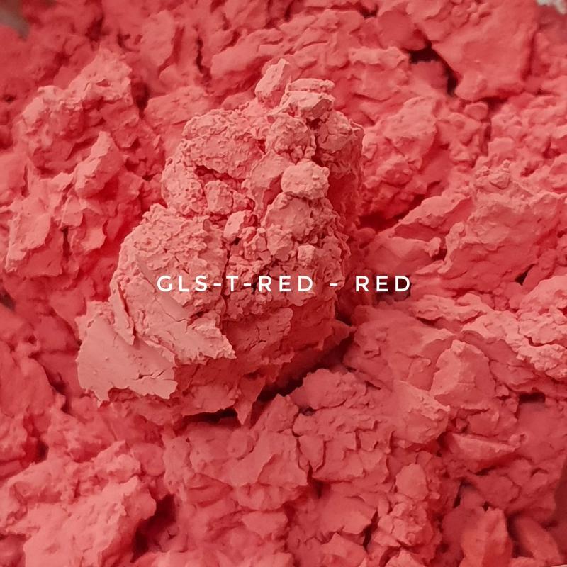 Универсальный пигмент GLS-T-RED35 Red 35 (Красный 35), 3-10 мкм