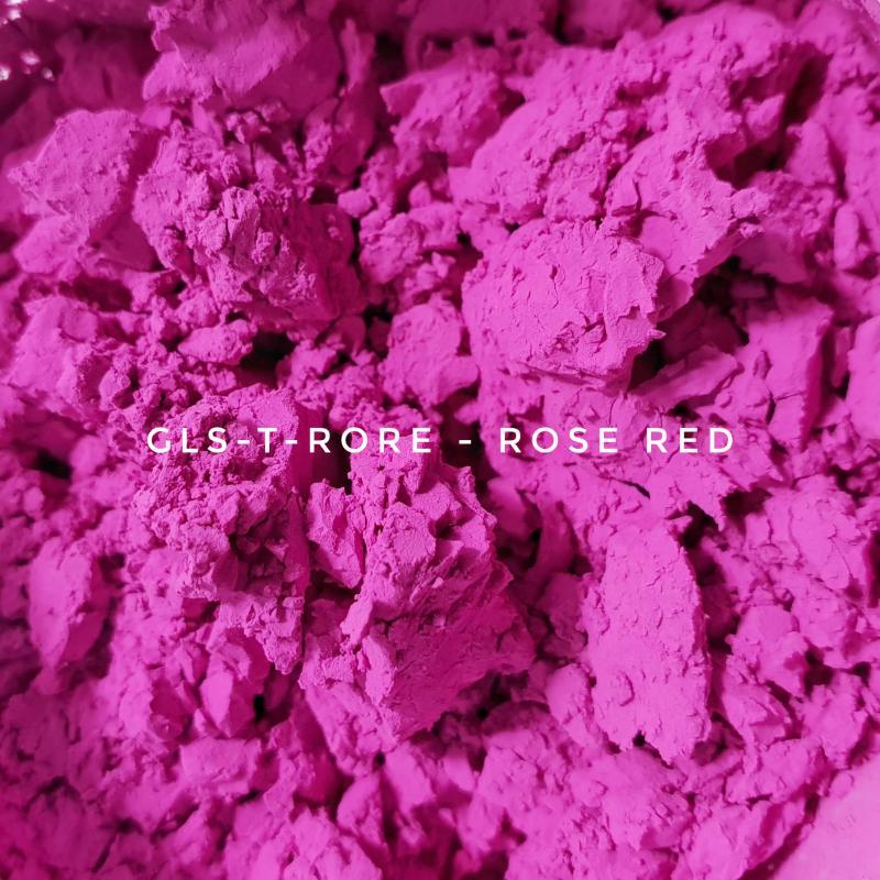 Универсальный пигмент GLS-T-RORE65 Rose red 65 (Красно-розовый 65), 3-10 мкм
