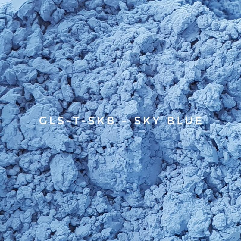 Универсальный пигмент GLS-T-SKB31 Sky blue 31 (Голубой 31), 3-10 мкм